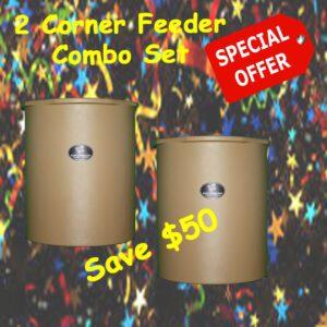 Special Offer Feeder Combo Set